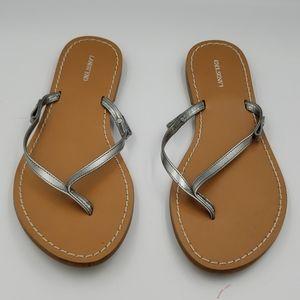 Lands' End Size 6 sandals